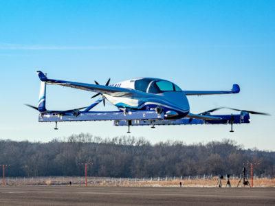 Boeing Passenger Air Vehicle
