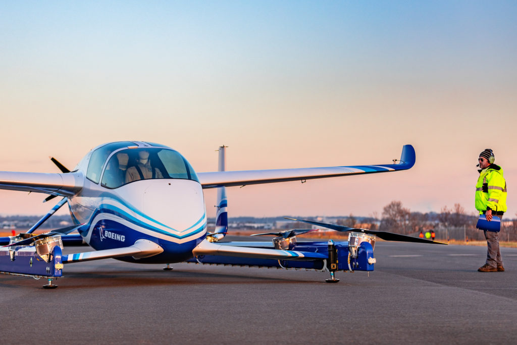 Boeing Personal Air Vehicle
