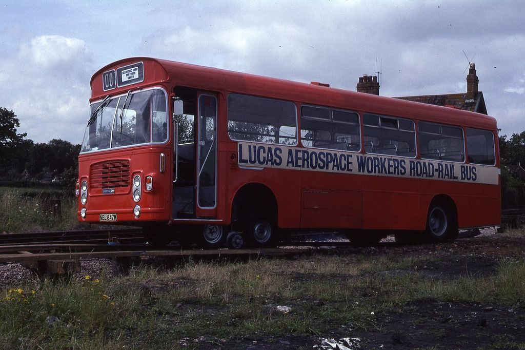 1024px-Lucas_Aerospace_Workers_Road-Rail_Bus,_Bishops_Lydeard,_WSR_27.7.1980_(9972262523)