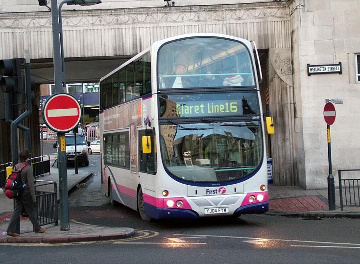 #AYearOfBuses 16: Pudsey – Leeds – Whinmoor