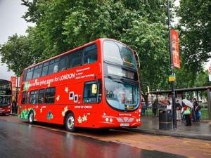 London Volvo hybrid