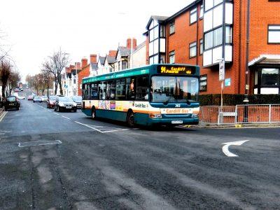 Cardiff bus 94