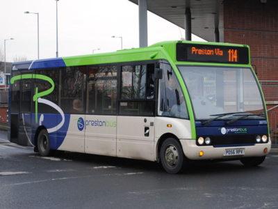 Preston Bus 114