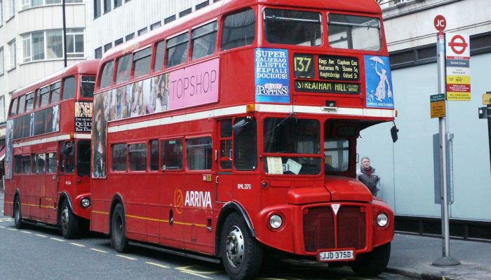 137 Routemaster