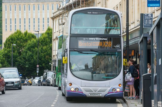 #AYearOfBuses 139: Bath & Bristol direct