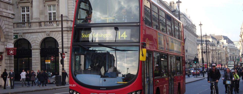 London bus 14
