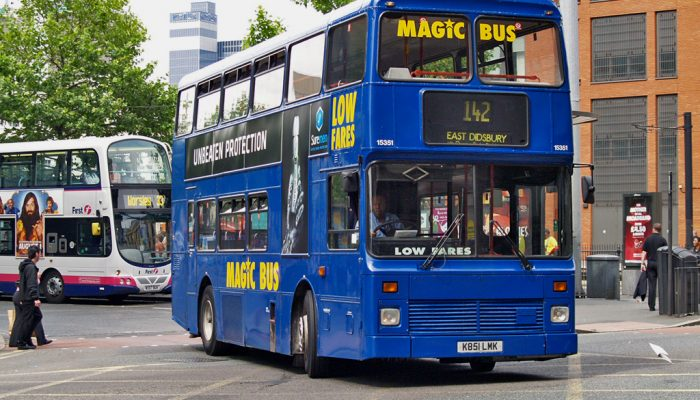 Magic Bus 142