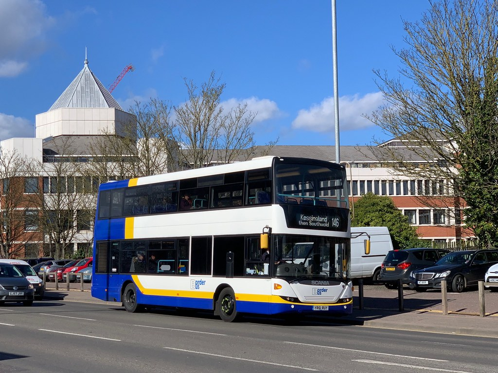 #AYearOfBuses 146: Norwich – Southwold