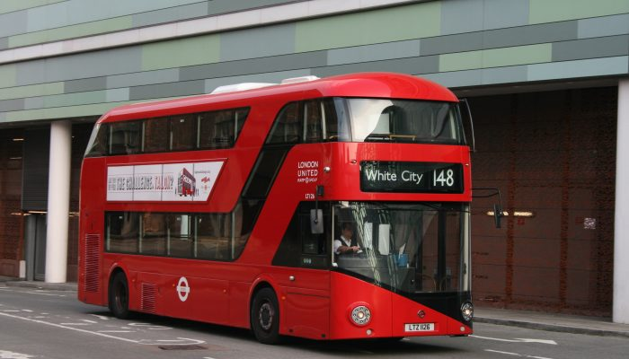 London bus 148