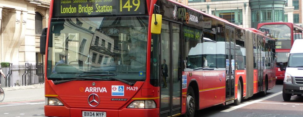 London bus 149