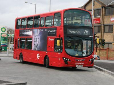 London bus 76