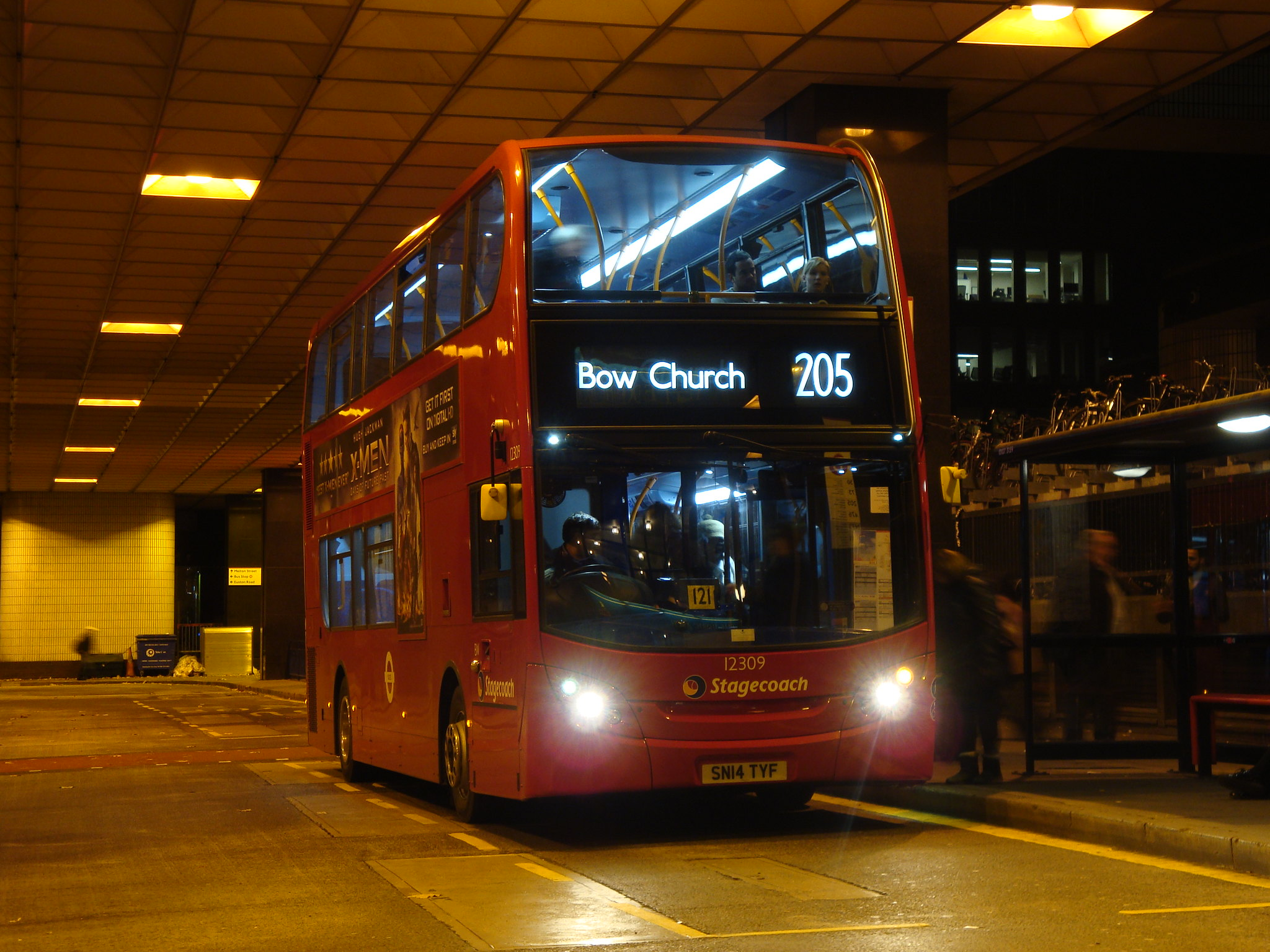 #AYearOfBuses 205: Paddington – Bow Church