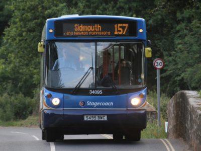 Stagecoach 157