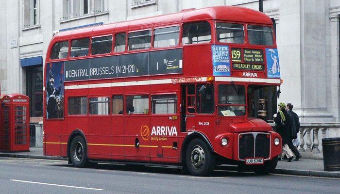 Arriva London 159 Routemaster