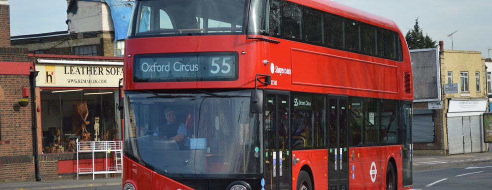 London bus 55