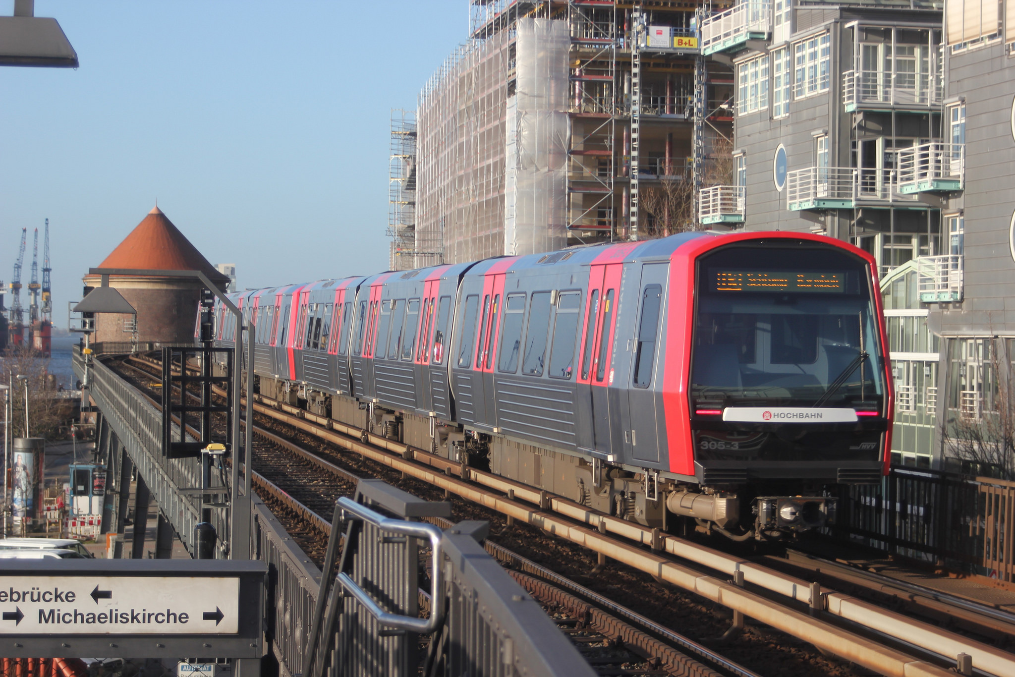 Pimp My Metro: 13 additional DT5s are on the way for Hochbahn