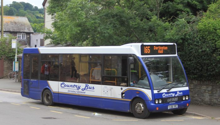 Country Bus 165