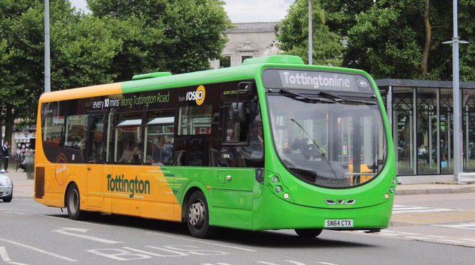 Tottington Line 469