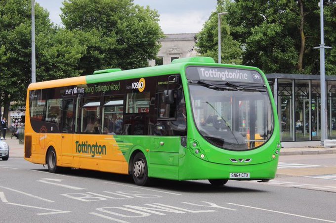 #AYearOfBuses 169: Tottington Line Bury – Tottington