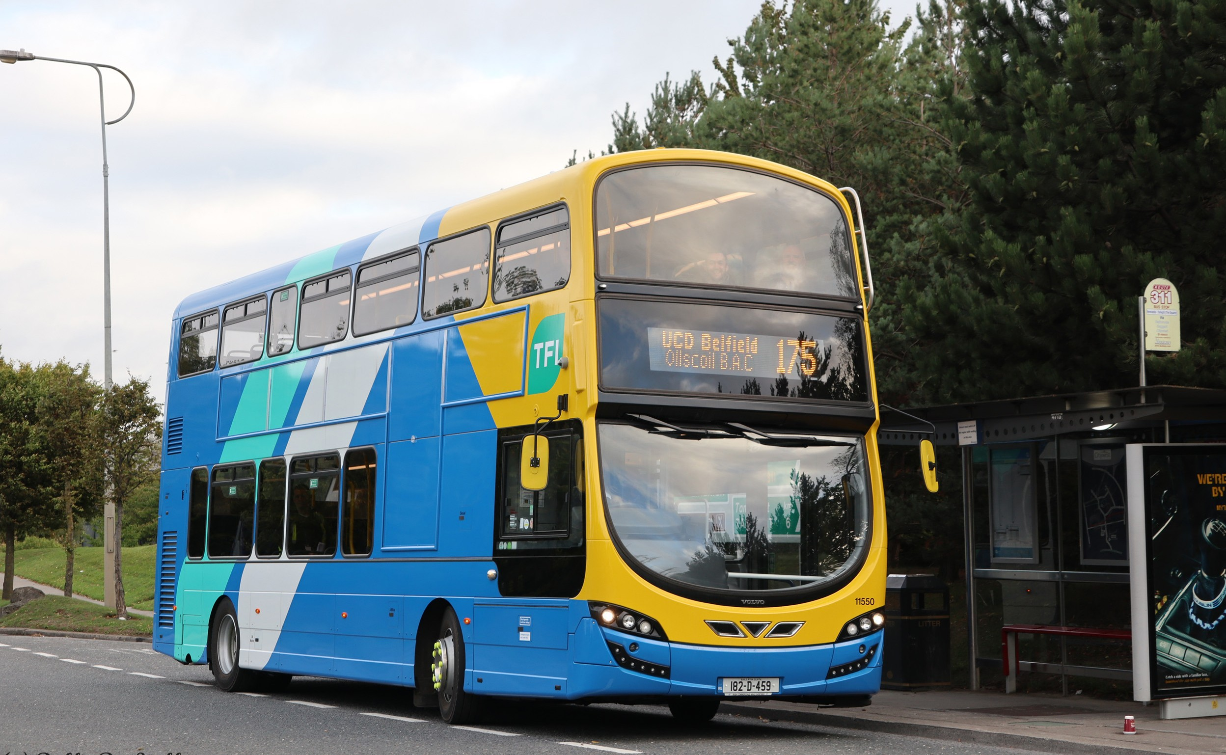#AYearOfBuses 175: Citywest – UCD Belfield