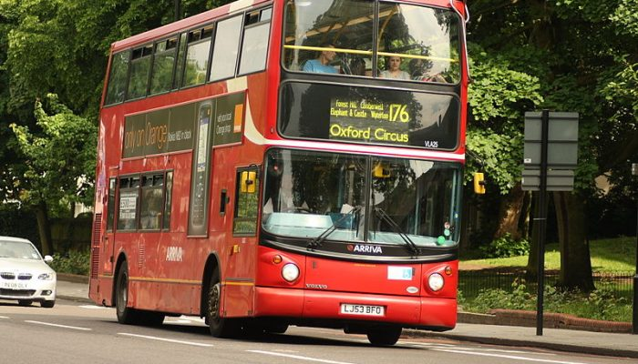 London bus 176