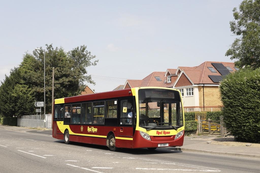 #AYearOfBuses 301: Aylesbury – Watford