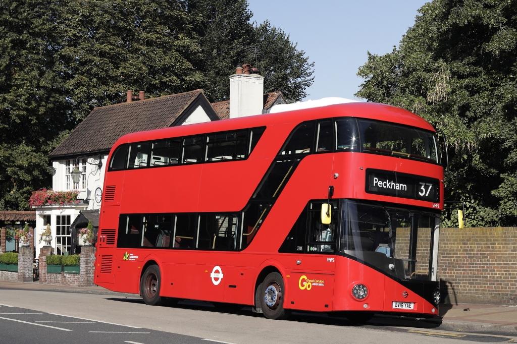 #AYearOfBuses 37: Peckham – Putney Heath