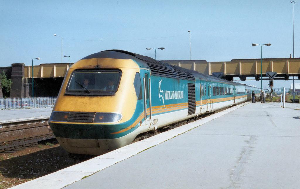 Midland Mainline hST
