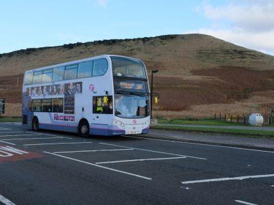 Manchester bus 184