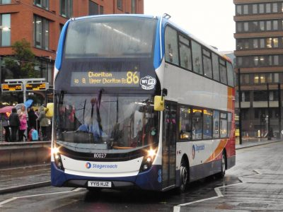 Manchester bus 86