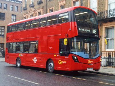 London bus 188