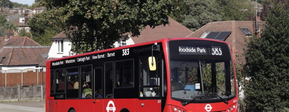 London bus 383