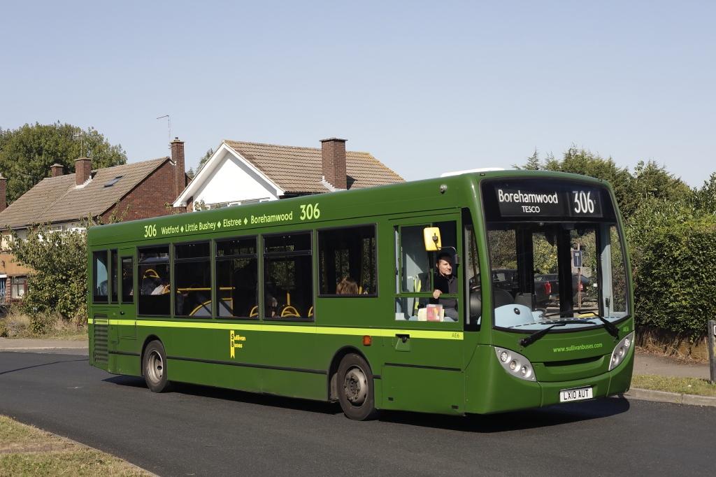 #AYearOfBuses 306: Watford – Borehamwood