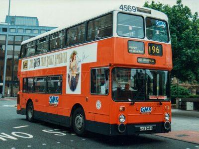 Manchester bus 196
