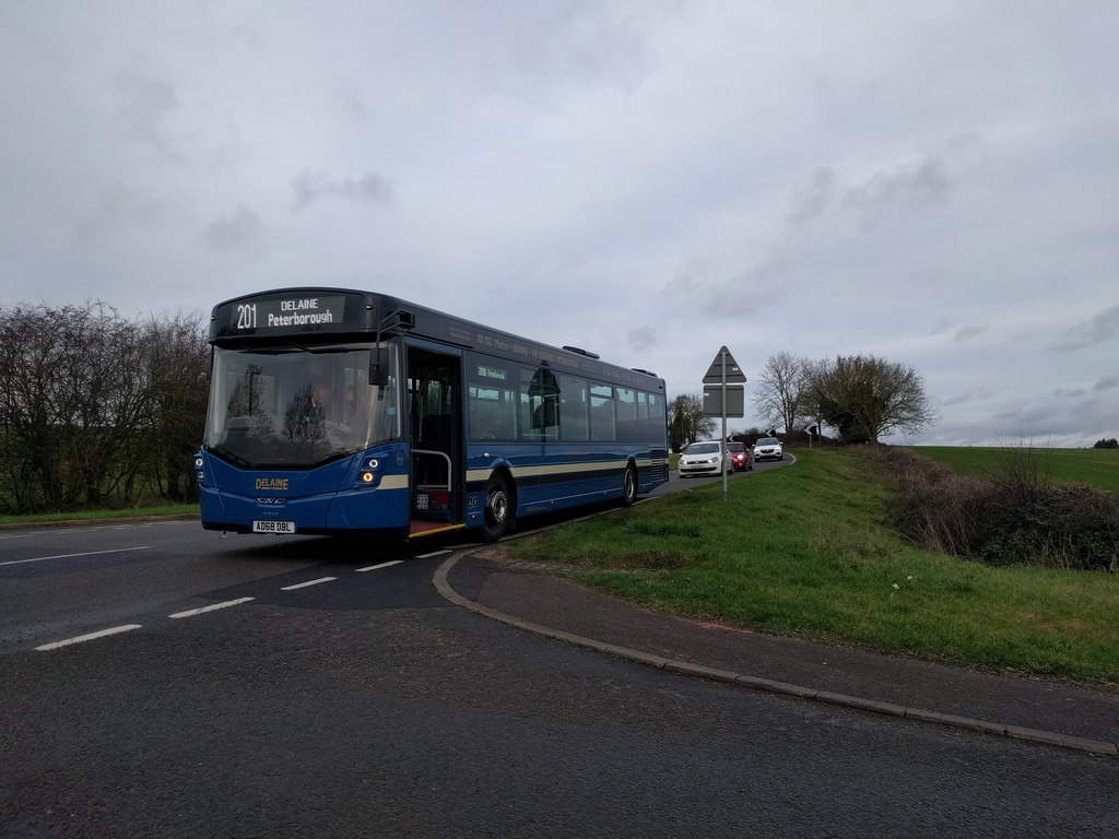 #AYearOfBuses 201: Bourne – Peterborough