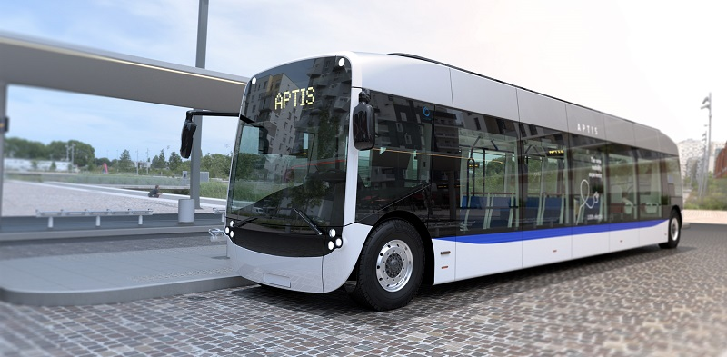 Alstom unveils design for its production Aptis