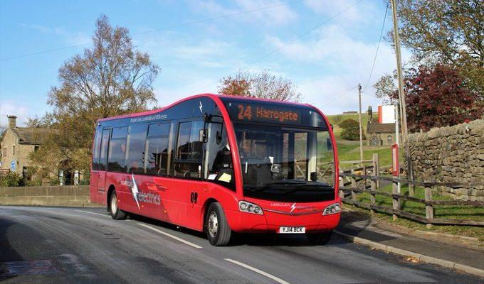 Harrogate bus 24