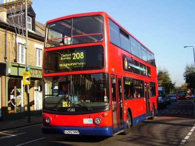 London bus 208