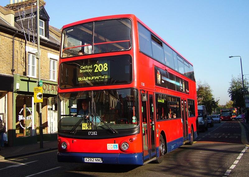 #AYearOfBuses 208: Lewisham – Orpington