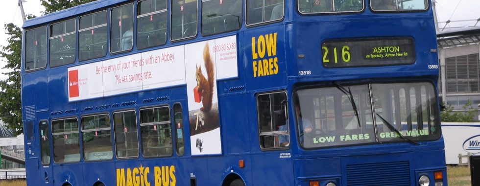 Stagecoach bus 216