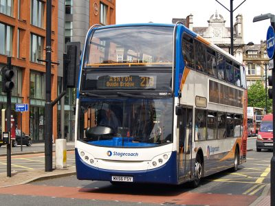 Stagecoach Manchester bus 219