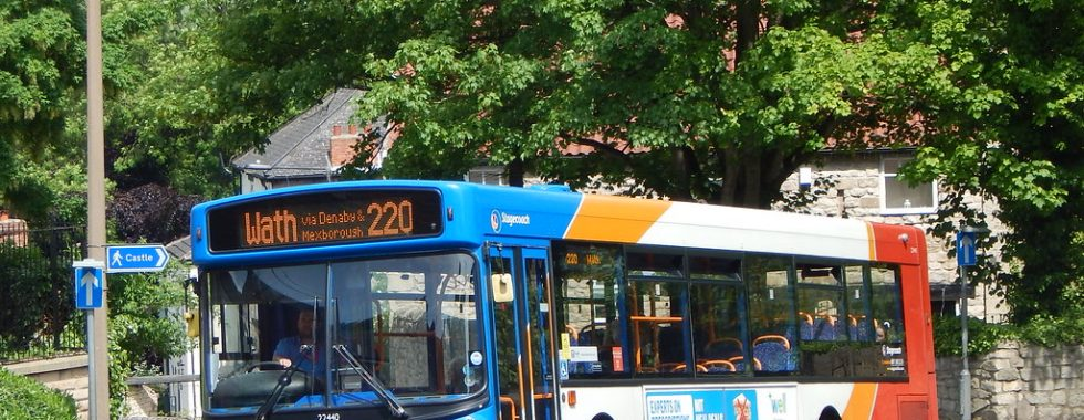 Stagecoach Yorkshire 220
