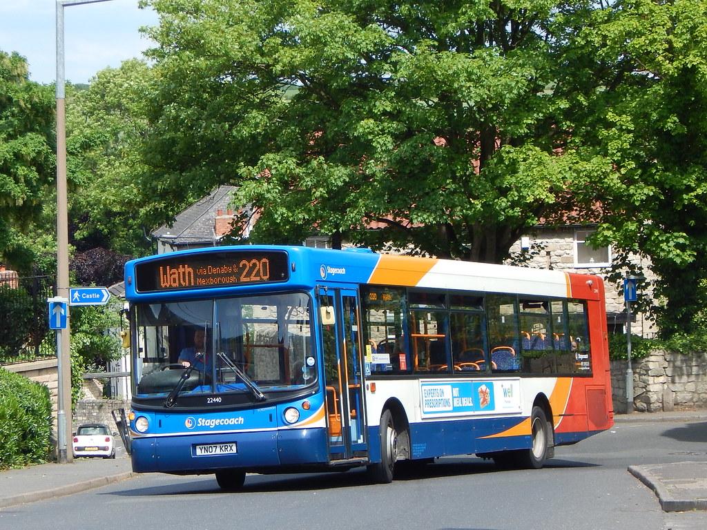 #AYearOfBuses 220: Doncaster – Cortonwood