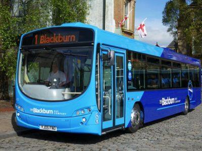 Blackburn bus 1