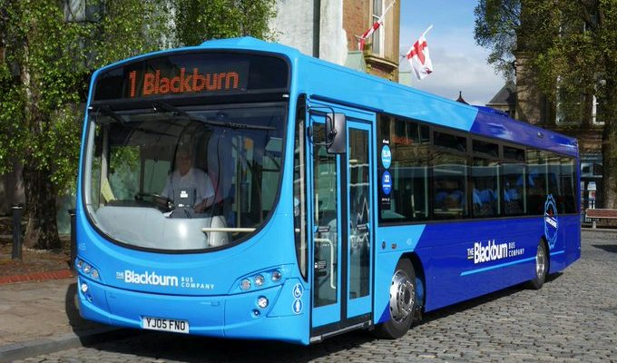 Blackburn bus 1