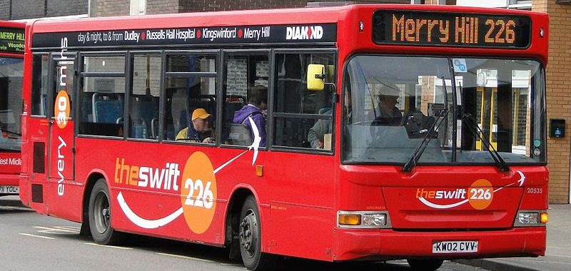 Diamond Bus 226