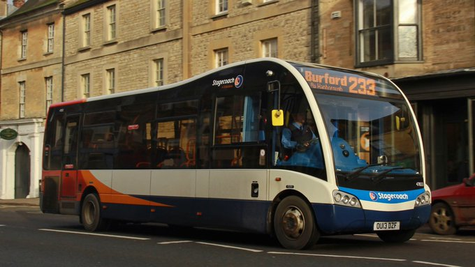 Stagecoach Oxfordshire 233