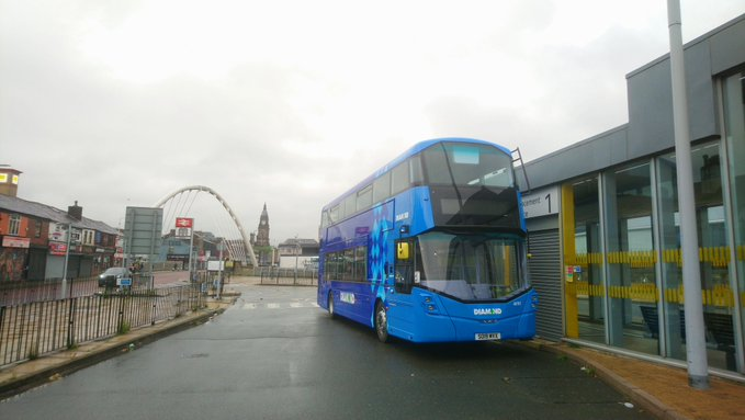 #AYearOfBuses 237: Bolton – Manchester