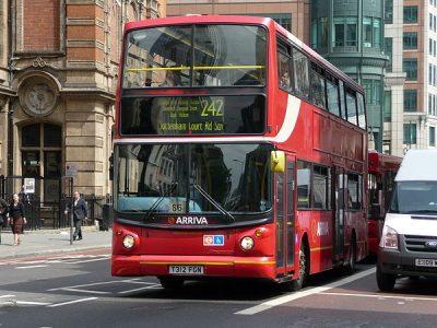 London bus 242