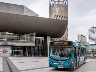Arriva Manchester 245
